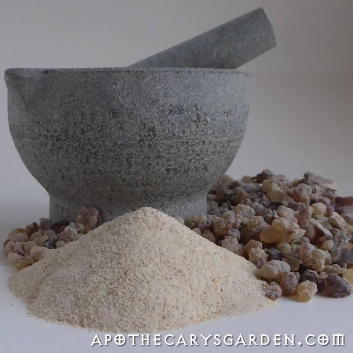 Respiratory relief-Frankincense, DIY Chest rubs, www.apothecarysgarden.shop