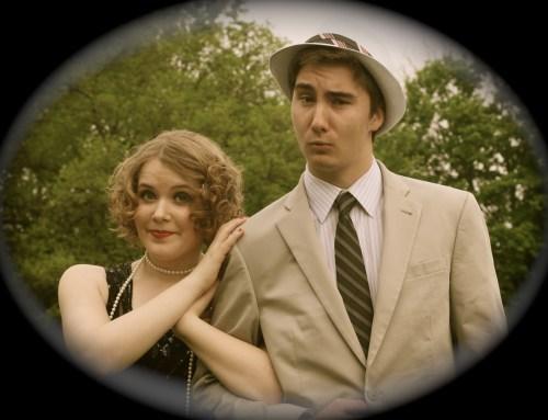 Addison and Jack, 1923 ish photo: A. Barley