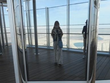 Reflective Selfie