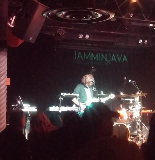 Gravity Lens at Jamin Java