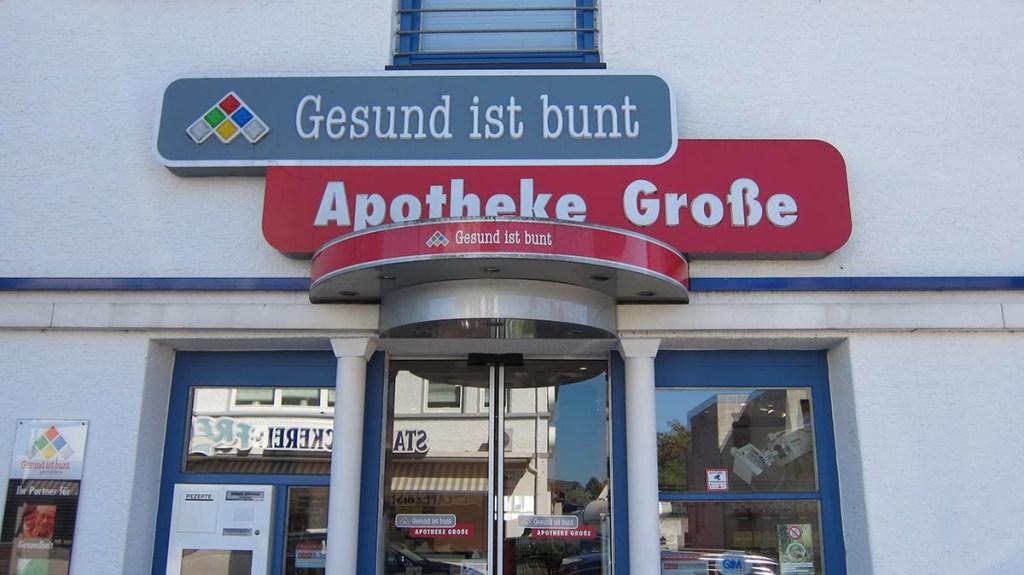 Apotheke Große - Filiale Verdener Straße