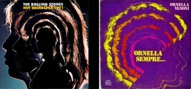 rolling stones ornela vanoni