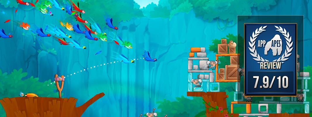 Angry Birds Rio Reviews