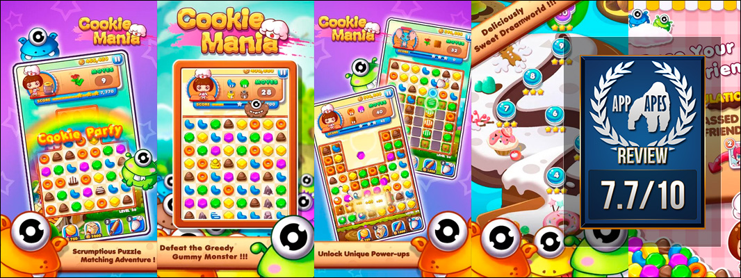 Cookie Mania Review