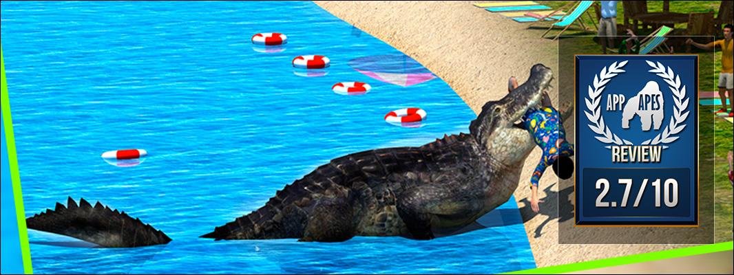 Crocodile Simulator 3D Review
