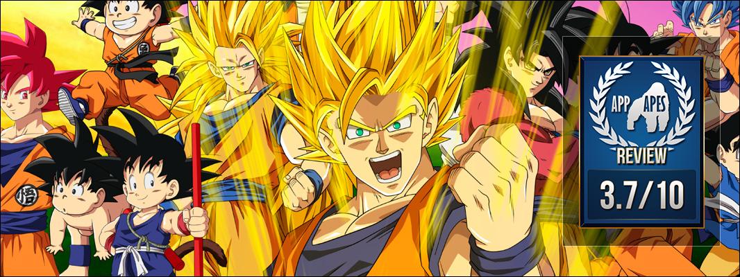 Dragon Ball Goku vs Alien Review
