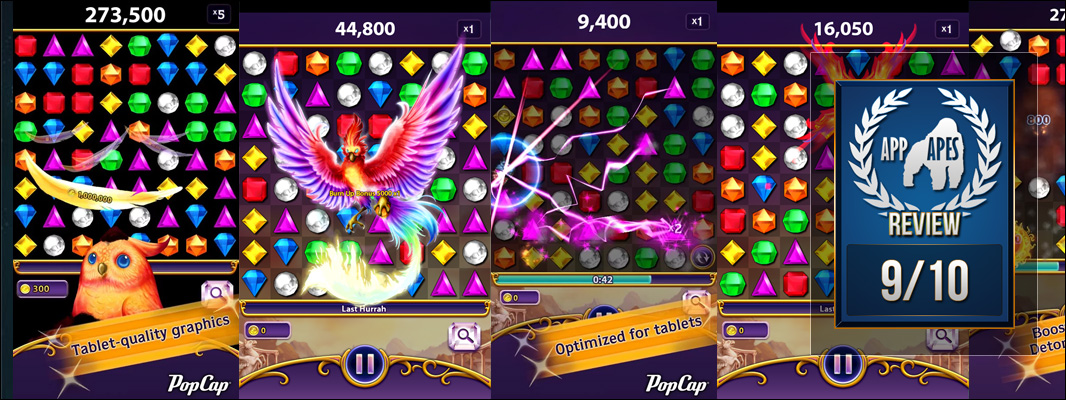 Bejeweled Blitz Review