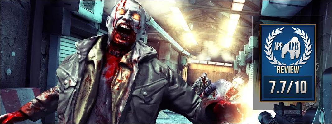 Dead Trigger app review