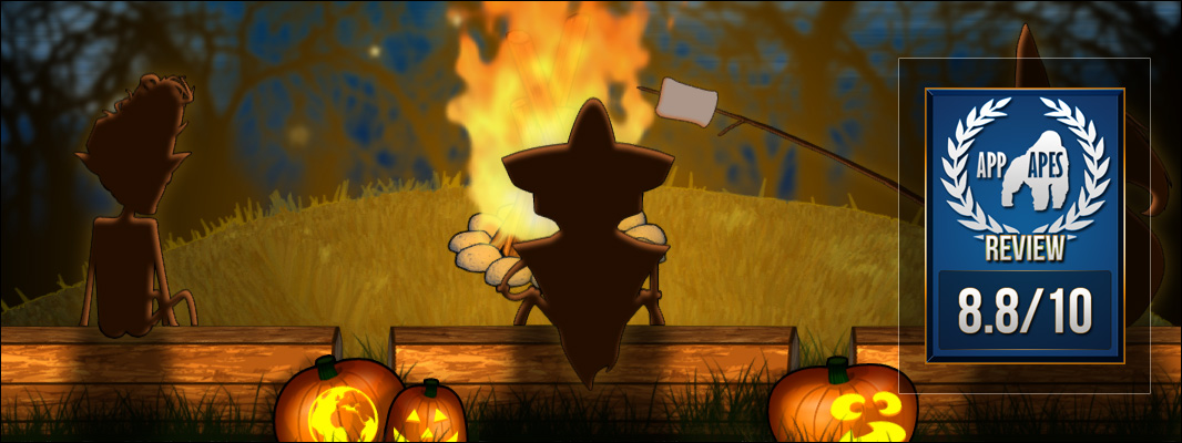 Felipe Femur: Halloween Campfire Stories