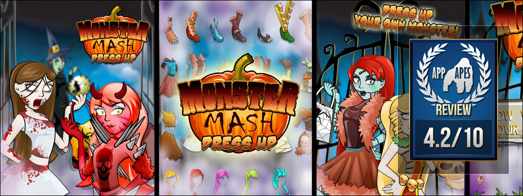 Halloween Monster Mash Dress Up review