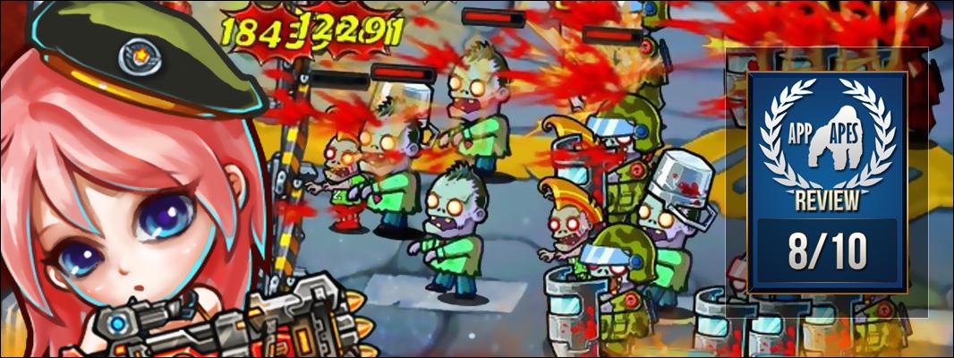 Zombie Go Ballistic: Ramage Review