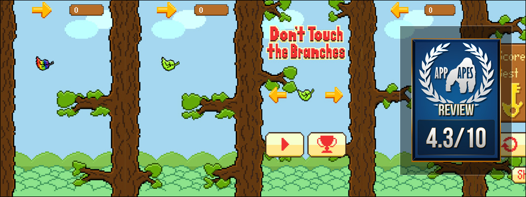 Don't Touch the Branches Review