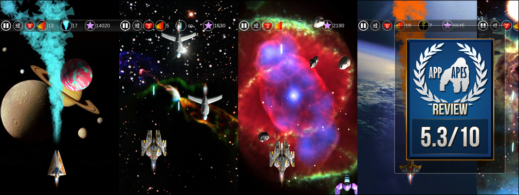 Iaculator - Free Space Shooter Review