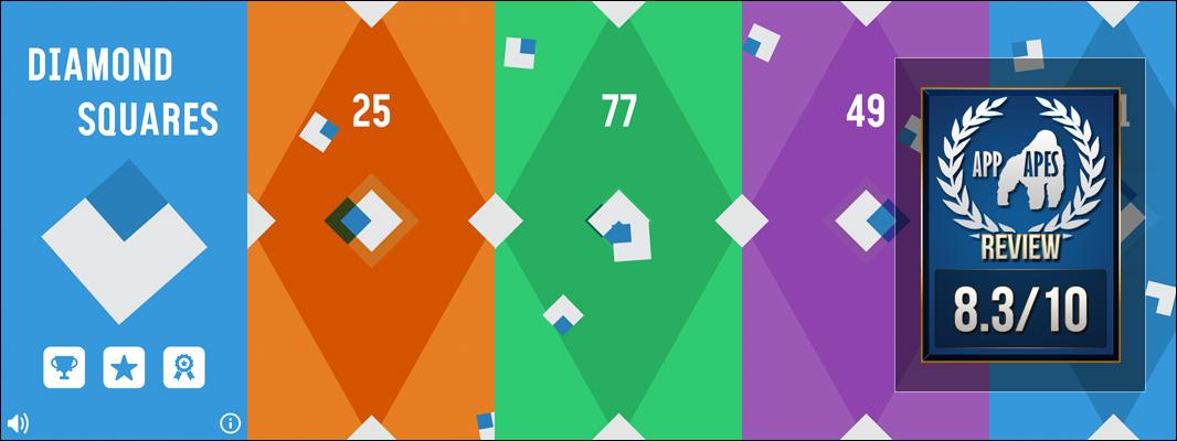Diamond Squares