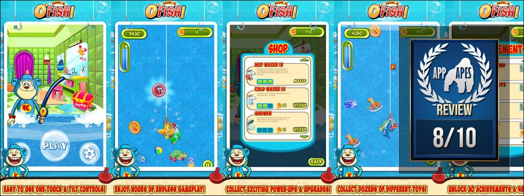 O' Fish! Review