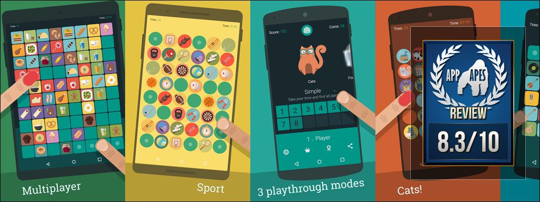 Memory game – Memory Cat