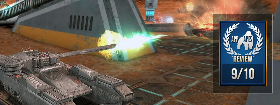 Future Tanks: 3D Online Battle