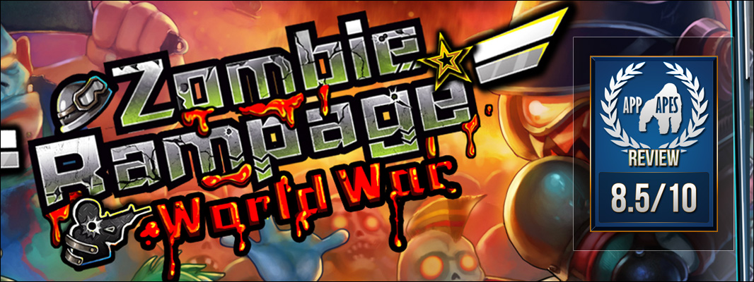 Zombie Rampage: World War