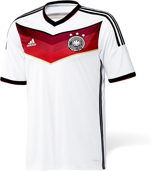 Conheça os uniformes das seleções participantes da Copa do Mundo ... 29a4427c137b7