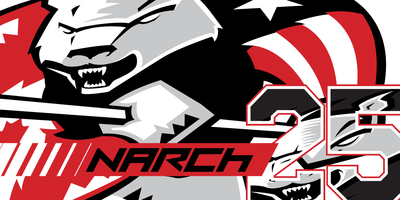 Narch 25