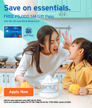 Citibank PH Credit cards