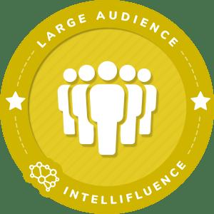 HISYAMUDIN FADZIL's Large Audience Badge