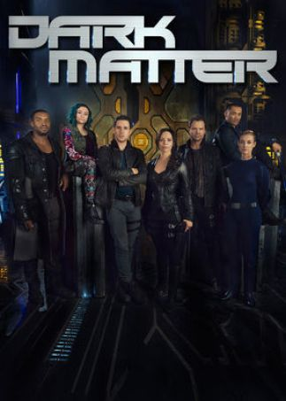 Image result for dark matter show