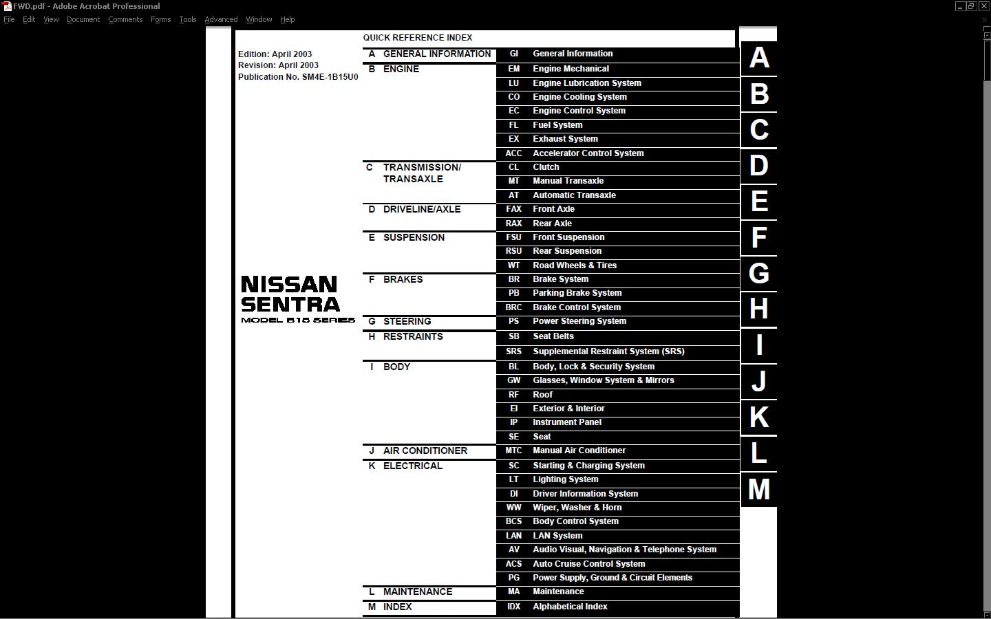 NissanSentra___Shop_Service_manual__orig__210__frontpage_953f8?resize=665%2C416 2003 nissan sentra se r wiring diagram wiring diagram  at bayanpartner.co