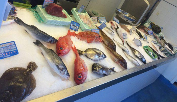 Todo el pescado lo tienes aquí - Pescaderia Javier