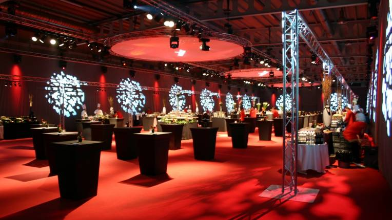 Luxexpo The Box Meeting Point Luxembourg