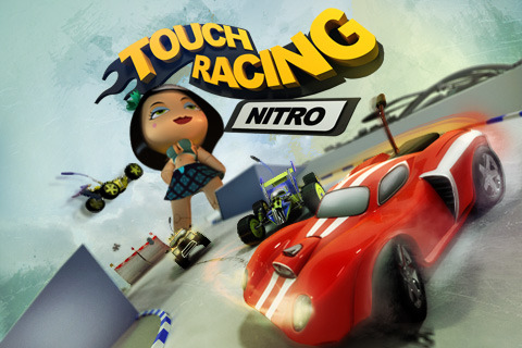 Touch Racing Nitro Steers Players In A New Direction