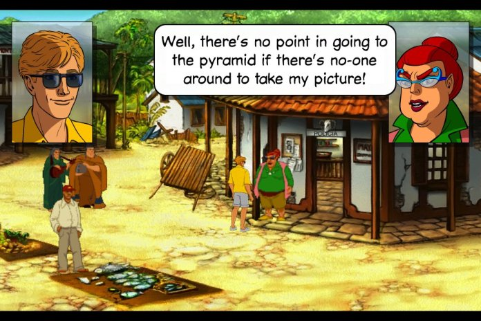Broken Sword – The Smoking Mirror Is An Absolutely Brilliant Adventure Game