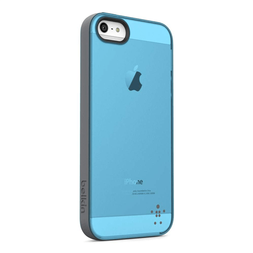 Video Review: Belkin Grip Candy Sheer Case For The iPhone 5