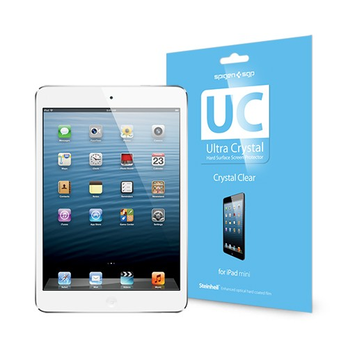 Video Review: SGP Ultra Crystal Screen Protector for iPad Mini