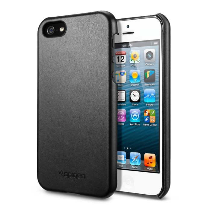 Video Review: SGP Leather Grip Series Case For iPhone 5