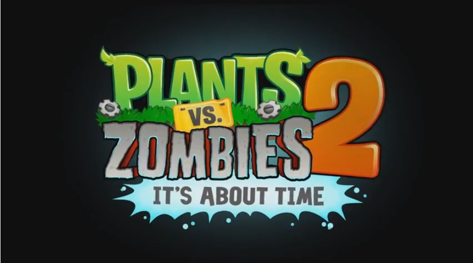 PopCap Games And EA Release Plants Vs Zombies 2 Its