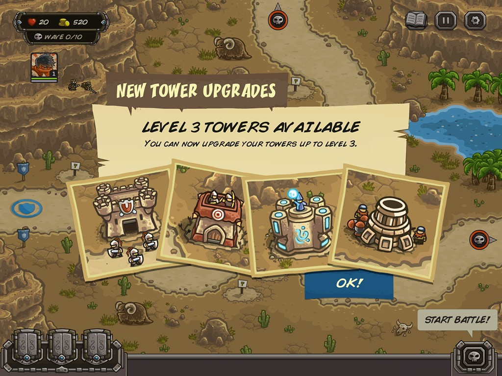 Kingdom rush frontiers review - Kingdom Rush Frontiers Hd_598581619_ipad_05