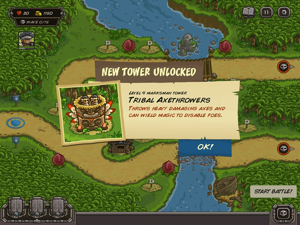 Kingdom rush frontiers review - Kingdom Rush Frontiers Hd_598581619_ipad_12