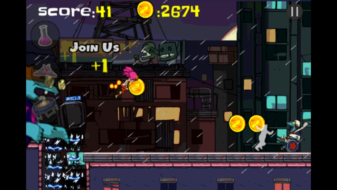 Zombie Parkour Runner' Is A Cool Concept Devistated By Poor