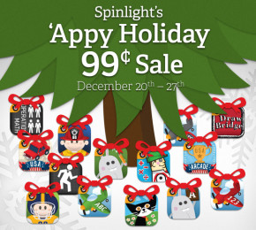spinlight-99cent-Christmas-Sale