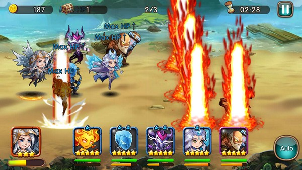 Facebook MMORPG, League of Angels, Is Out Now On iOS and Android