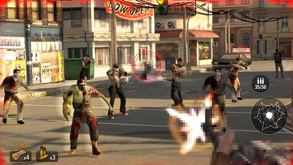 Zombie Hunter: Apocalypse Is Genera Games' Most Action Packed Title To Date