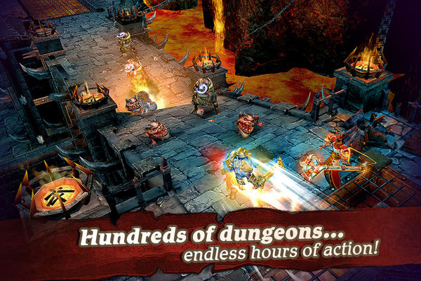 Rescue The Land of Midgard From A Demonic Threat In 'Clash for Dawn', Out Now On  iOS and Android