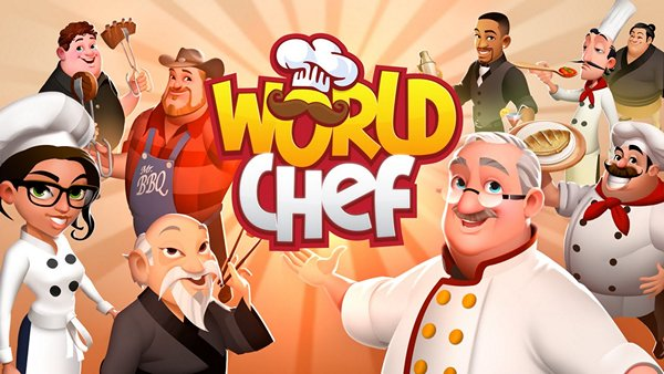 Build The Finest Restaurant On The Globe In World Chef, Out Now On iOS And Android