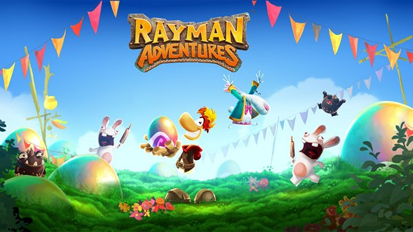 Sate Your Sweet Tooth In A New Easter-Themed Update For Rayman Adventures