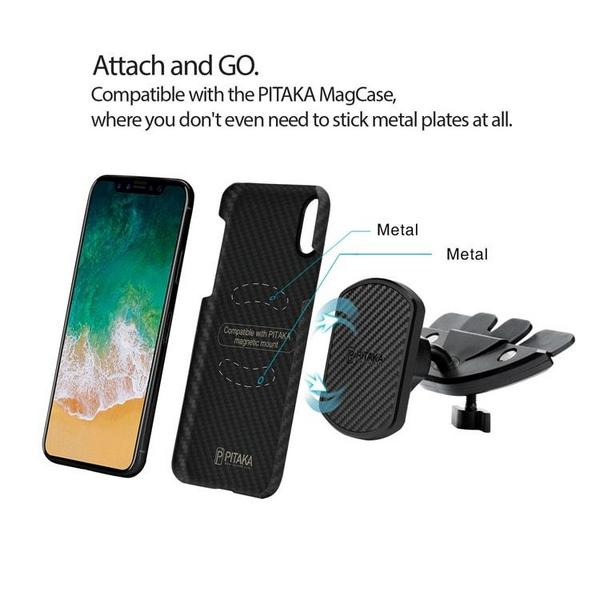 Gear Review: The Pitaka MagCase and MagMount Qi Charger Are