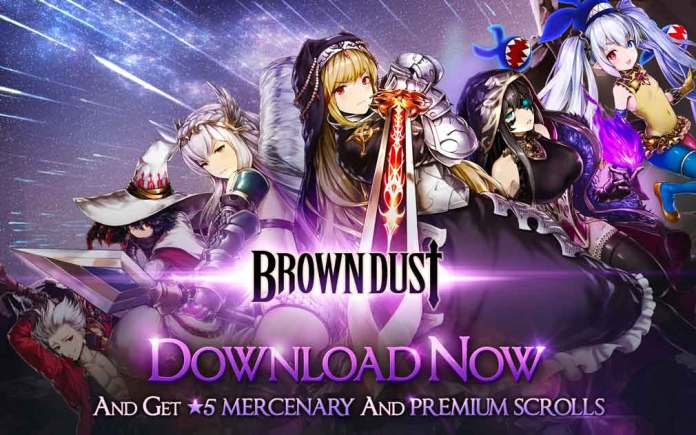 Brown Dust For iOS and Android Blends Intense Turn-Based Battles With Rich Storytelling