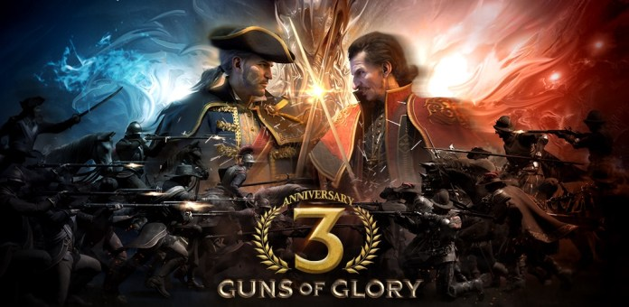 Guns of Glory Turns 3 in Style with $35k Prize Fund and Innovative Glory Ambassador Contest
