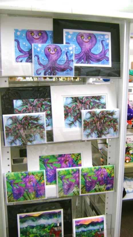 104 - Melanie Fetterolf - painting cards