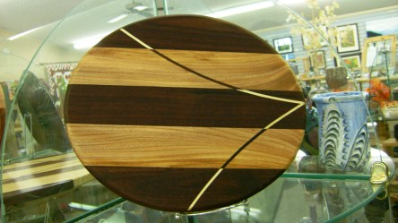 35 - Don Tevault - wood working art